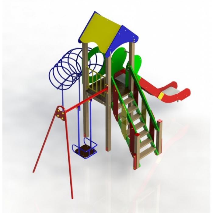 Ігровий комплекс Лунтик B-Style DIO804.1 купити недорого в магазині ... 41f38437ec91e